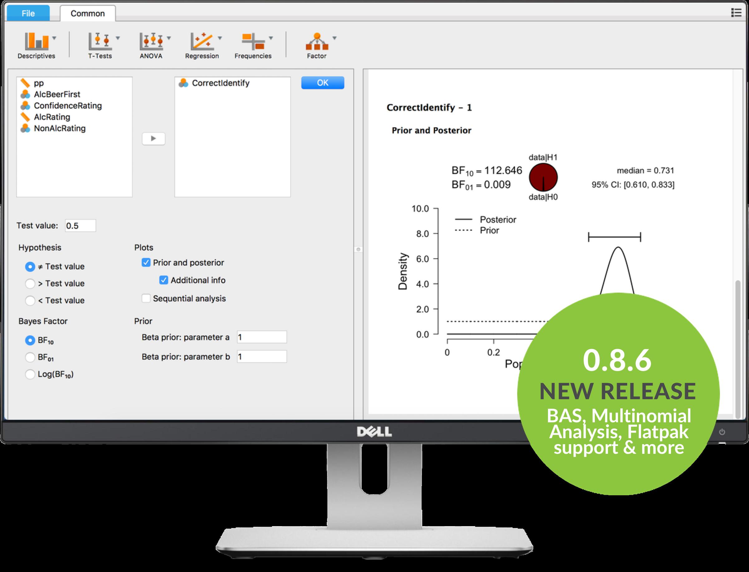 Jasp a fresh way to do statistics a fresh way to do statistics fandeluxe Choice Image